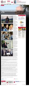 Revista Que - Argentina - August 3 2015